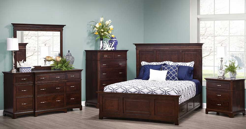 Hamilton Bedroom furniture in Frederick MD