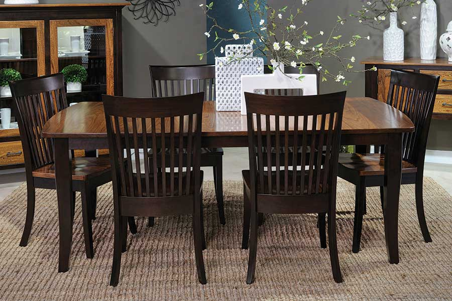 Country View Woodworking dining room tables