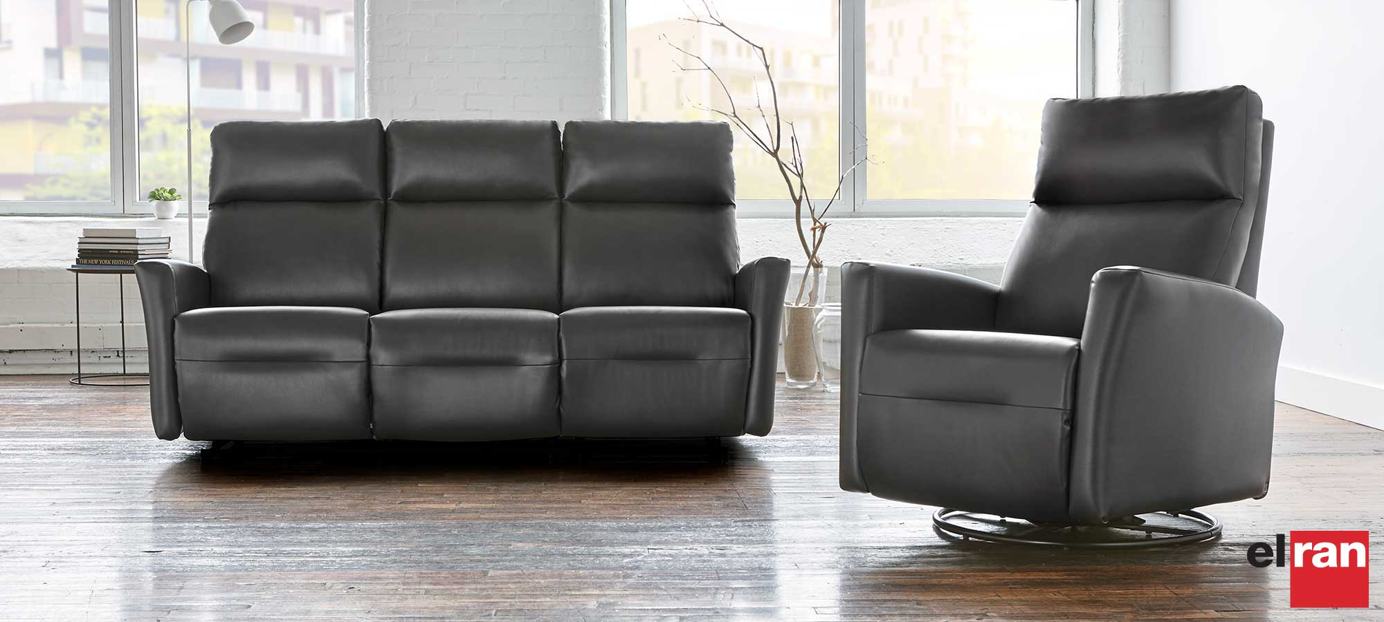 elran furniture recliners