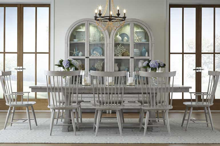 legacy classic furniture dining room table