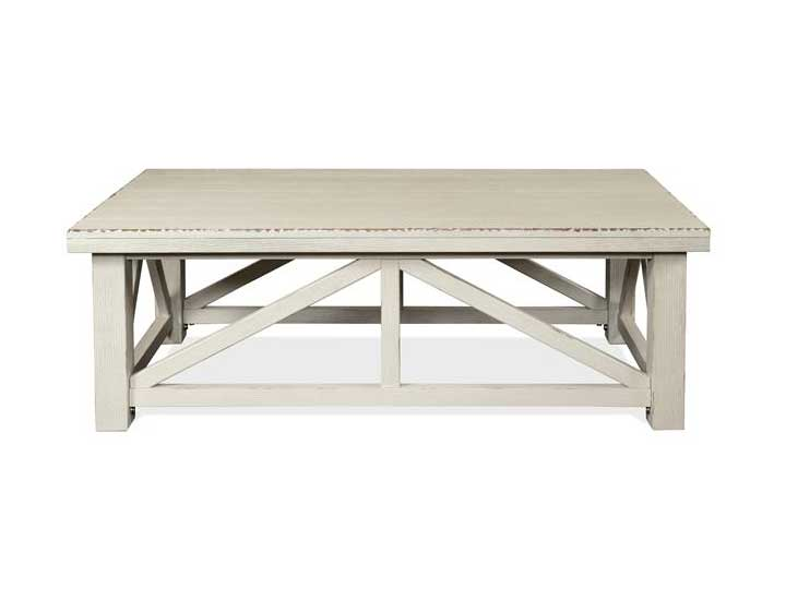 Riverside furniture occasional table