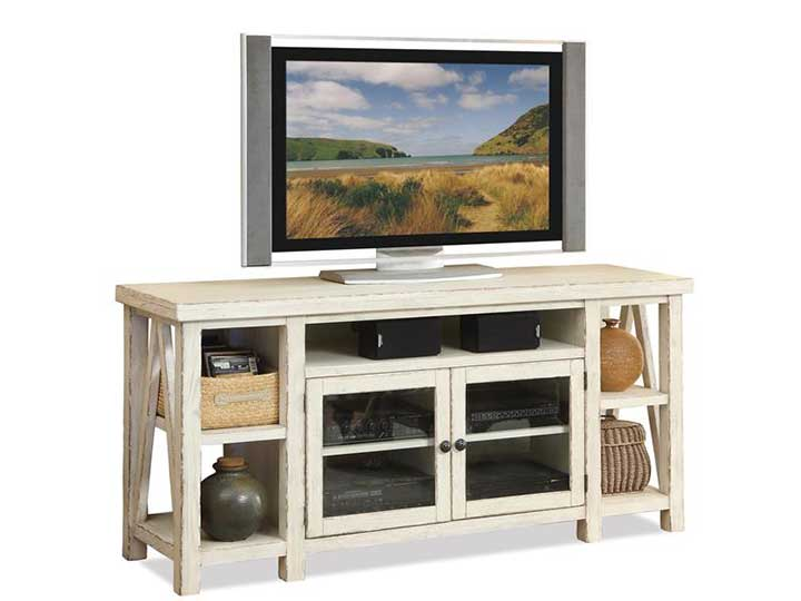 Riverside furniture TV stand
